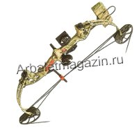 Лук блочный PSE Mini Burner XT 50# RH