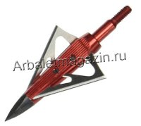 Наконечники New Archery Thunderhead Razor Deep 6