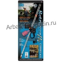 Лучный набор AMS Retriever Pro, Piranha Arrows