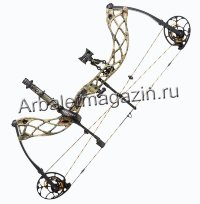 Блочный лук Bowtech Carbon Icon Breakup Country