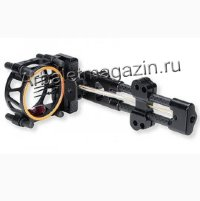 Прицел Fuse Carbon Blade 3 Gang Black