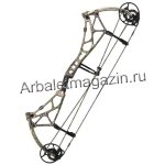 Лук блочный Bear Arena 34 RH Realtree X-tra Green