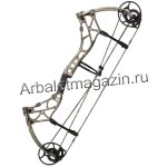 Лук блочный Bear Arena 30 RH Realtree X-tra Green