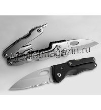 ToolLogic Knife With Pliers And Screwdrivers Bits модель SLPLY