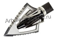 Наконечник CX XT Dual Blade Serrated 125 grn 3 шт.